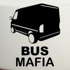 Наклейка Bus Mafia автобус автомафия