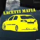Наклейка Chevrolet Lacetti Mafia
