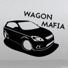 Наклейка Ford Focus Mafia
