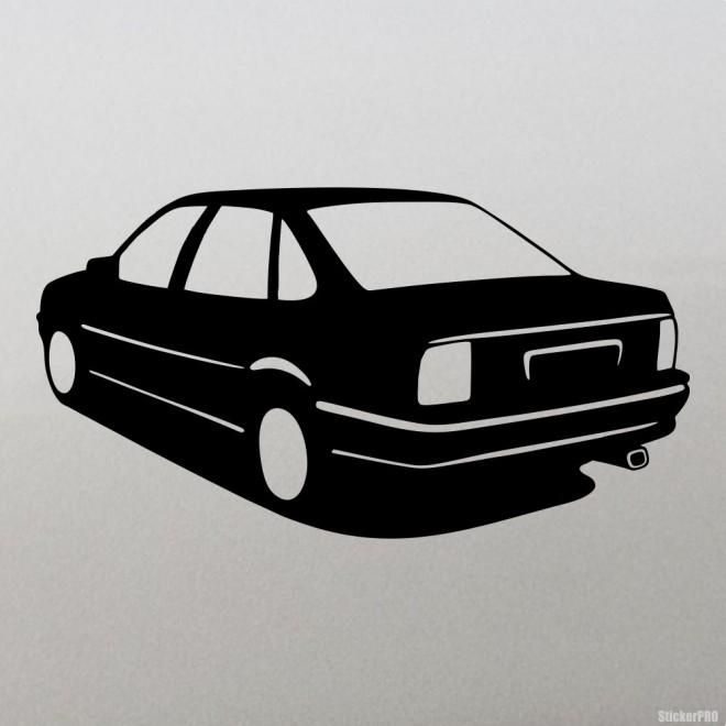 Наклейка Opel