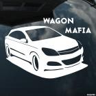 Наклейка Opel Astra Wagon Mafia