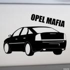 Наклейка Opel Mafia