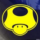 Наклейка Персонаж из Марио JDM 4