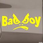 Наклейка Bad Boy face JDM Мальчиш-Плохиш рожица
