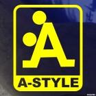 Наклейка A-Style