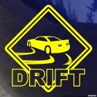 Наклейка Дрифт JDM