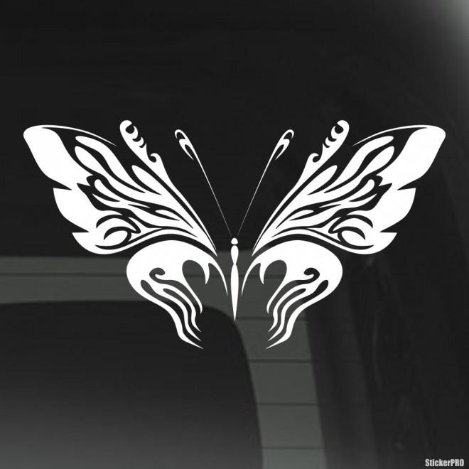 Наклейка Бабочка 20