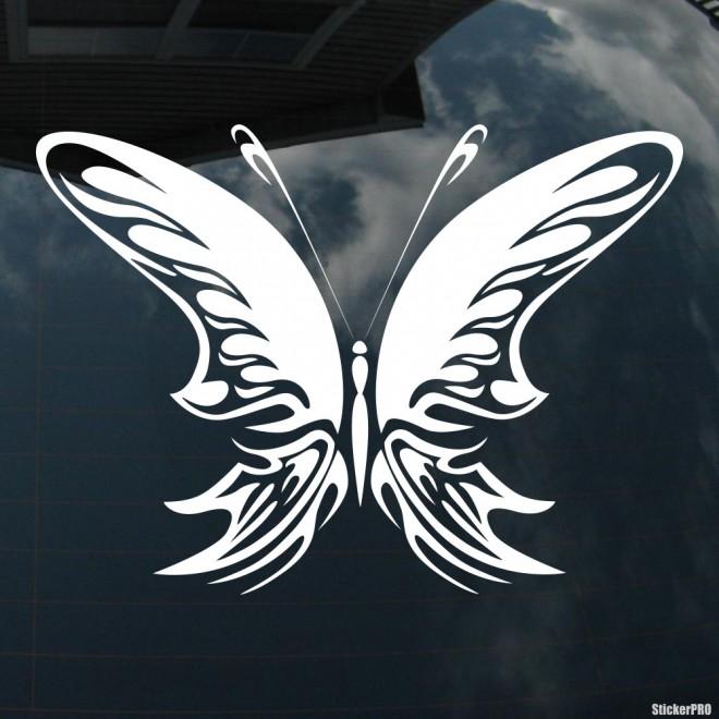 Наклейка Бабочка 12