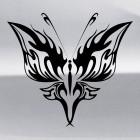 Наклейка Бабочка 10