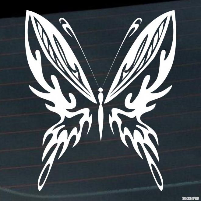 Наклейка Бабочка 2