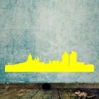 Наклейка Амстердам городской горизонт