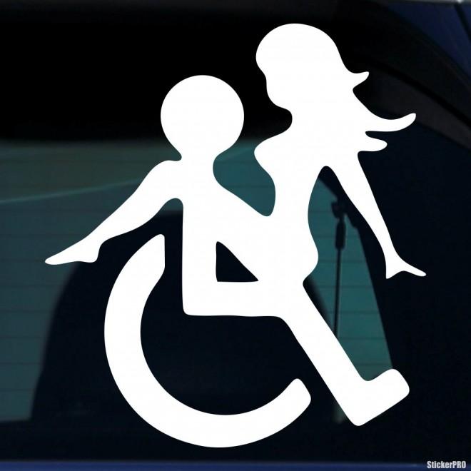 Наклейка Секс на коляске