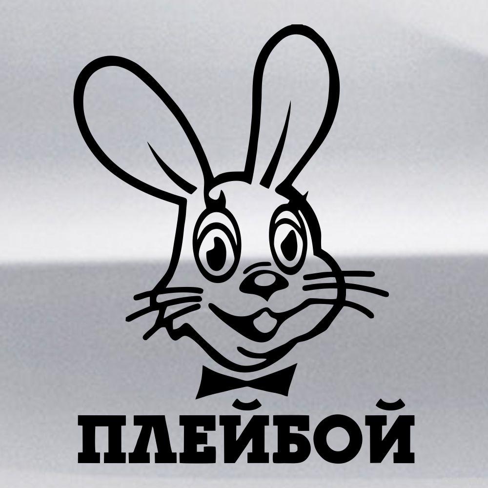 Фото зайца с playboy 3 фотография