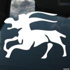 Наклейка Знак зодиака Козерог (v.I)