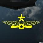 Наклейка ВВС СССР Военно-воздушные силы Советского Союза