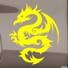 Наклейка Дракон 55