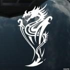 Наклейка Дракон 51