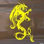 Наклейка Дракон 47