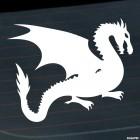 Наклейка Дракон 41