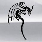 Наклейка Дракон 35