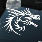 Наклейка Дракон 34