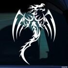Наклейка Дракон 27