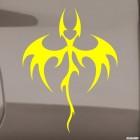 Наклейка Дракон 18