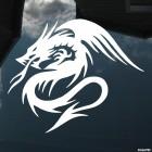 Наклейка Дракон 16