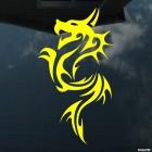 Наклейка Дракон 14