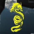 Наклейка Дракон 8