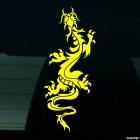 Наклейка Дракон 5