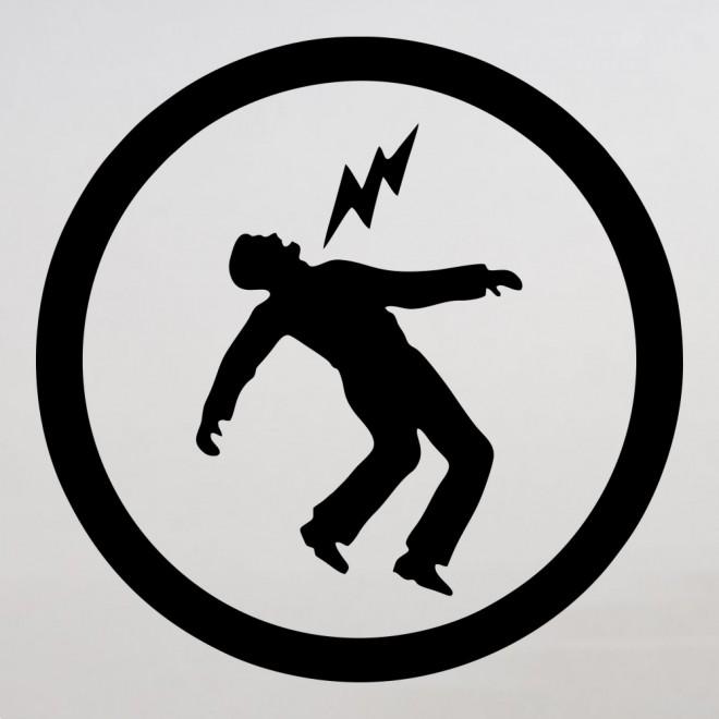 Наклейка Green Day американская панк-рок группа 2