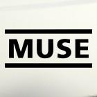 Наклейка Muse британская рок-группа