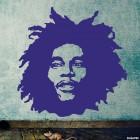 Наклейка Боб Марли, ямайский певец 4