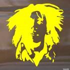 Наклейка Боб Марли, ямайский певец