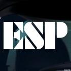 Наклейка ESP Японский производитель гитар