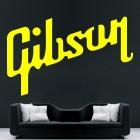 Наклейка Gibson американские гитары