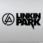 Наклейка Linkin Park американская альтернативная рок-группа 2