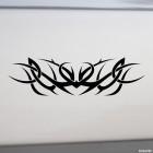 Наклейка кельтский узор орнамент татуировка 16