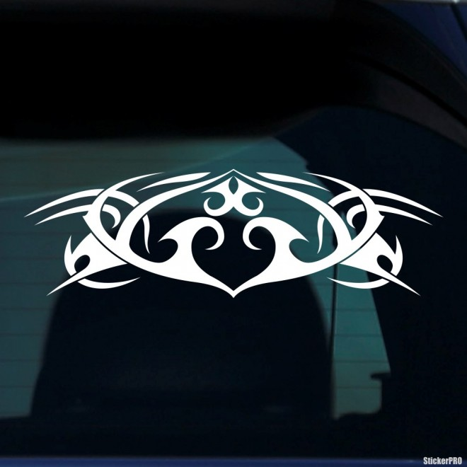Наклейка кельтский узор орнамент татуировка 19