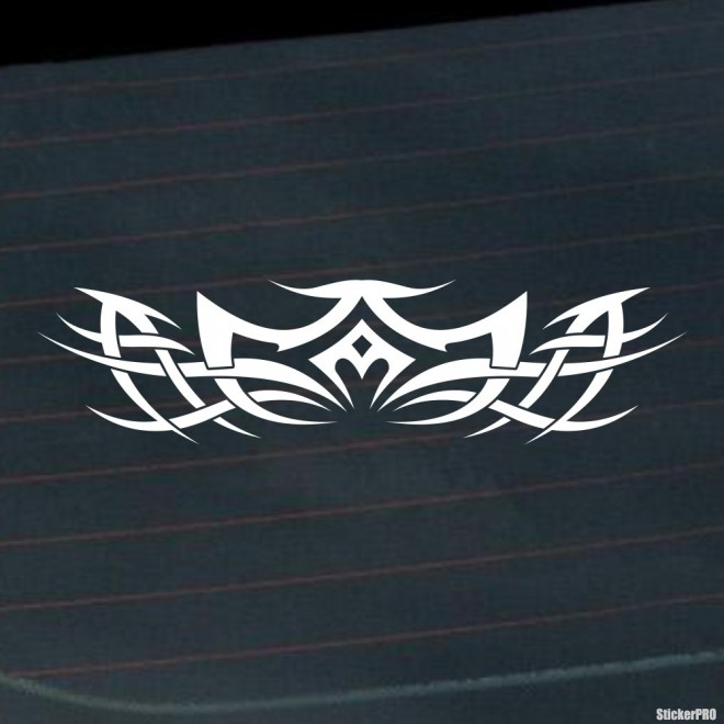 Наклейка кельтский узор орнамент татуировка 18