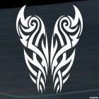 Наклейка кельтский узор орнамент татуировка 10