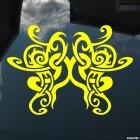 Наклейка кельтский узор орнамент татуировка