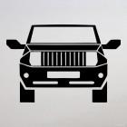 Наклейка Jeep
