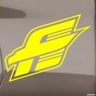 Наклейка Авангард хоккейный клуб Омск логотип, зимние виды спорта