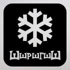 Наклейка ШшршгшШ снежинка, экстремальные зимние виды спорта