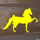 Наклейка конкур лошадь, конный спорт