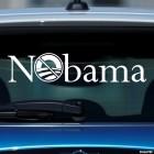 Наклейка NObama